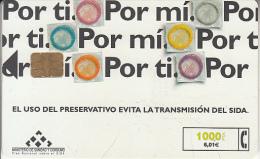 SPAIN - Por Ti Por Mi, 08/99, Used - Spain