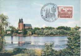 J0609 - Poland (1967) Gniezno 1: III. Esperanto Congress In Poland (cartes Maxima) - Esperanto