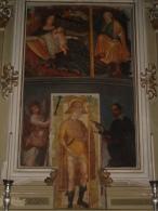Madonna Latte Allatta, S.Giuseppe / S.ROCCO e Beato GOTTARDO PALLASTRELLI - Chiesa S.Anna PIACENZA - fotografia