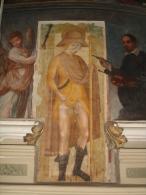 Angelo S.ROCCO e Beato GOTTARDO PALLASTRELLI - Chiesa S.Anna PIACENZA - fotografia