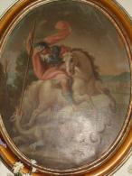 S.GIORGIO Martire cavallo drago - Chiesa PIACENZA ora Rito Ortodosso - fotografia