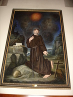 S.FRANCESCO d'Assisi riceve le Stigmate - Chiesa S.Francesco PIACENZA - fotografia