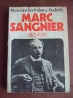 Marc Sangnier 1873-1950. - Livres, BD, Revues