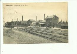 Lambusart Intérieur De La Gare - Farciennes
