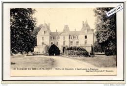 Cpa 51 SAINT-LUMIER-LA-POPULEUSE - Château De Bussemont 1903 - France