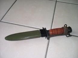 BAIONNETTE 7 - Knives/Swords