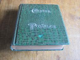 Album Complet 200 Cpa France 1900-1950 . -  Toutes Animées . - 100 - 499 Postcards