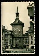 Suisse - Bern : Tour De L'Horloge, Côté Grand'rue (tramways, Voitures Anciennes...) - BE Berne