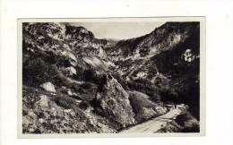 Cpsm N° 27142C LE PETIT BORNAND LES GLIERES Route De Cenise Et Cirque De Chouet - Ohne Zuordnung