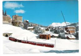 Schweiz - Arosa - Arosa Chur Bahn - Train - Zug - Bahn - Eisenbahn - GR Graubünden