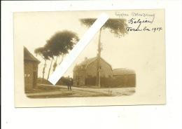 Merkem : Merckem Kippe TOP  1914 1918  ( Houthulst ) - Houthulst