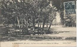 6 -  DAUMERAY  (M.-et-L)  - Le Parc Et La Rivière Du Château De L'Abbaye - Other Municipalities