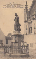 Damme, Standbeeld Van Jacob Van Maerlant (pk17352) - Damme
