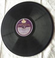 Helène BAUDRY - Disque Vinyle 78 T. - Lakme / Mme Butterfly Sur La Mer Calmée - 78 Rpm - Schellackplatten