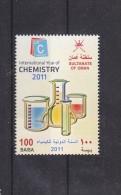 SULTANATE OF OMAN   2011 SET CHEMISTRY INTERNATIONAL DAY - Oman