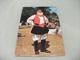 COSTUMI FOLCLORE COSTUME UOMO SARDEGNA - Costumi