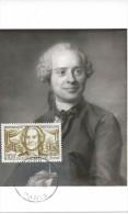 1209 - JEAN D'ALAMBERT -D1 - Cartas Máxima