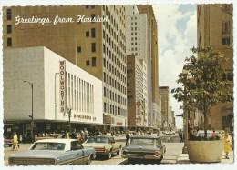 View Of Downtown HOUSTON - Texas - Houston