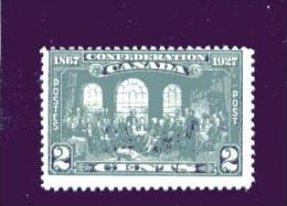 Canada, 1927, # 142 MNH, 60th Anniv. Of Confederation: Fathers - Neufs