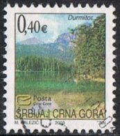 Montenegro SG M171 2003 Tourism 40c Good/fine Used - Montenegro
