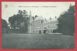 Havelange ( Environs ) - Le Château De Bouillon - 1911 ( Voir Verso ) - Havelange