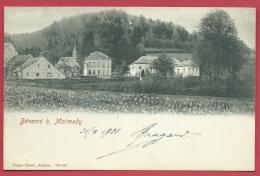 Bevercé B. Malmedy ...  Aucune Dénomination - Edition Allemande - 190? ( Voir Verso ) - Malmedy