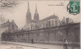 (R)FINISTERE , QUIMPER , Abside De La Cathédrale - Quimper