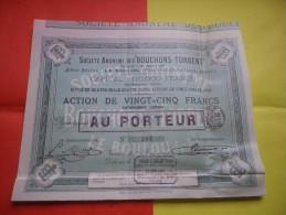 BOUCHONS TORRENT (1907) LE BOULOU - Unclassified