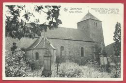 Saint-Mard - Eglise St-Martin - Monument Historique ... - 1952  ( Voir Verso ) - Virton