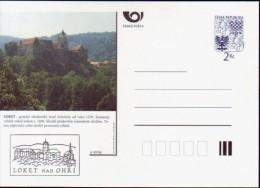 Tschechien Ceska Rep. - 1994 - Burg Castle Kasteel - Loket Elbogen - Schlösser U. Burgen