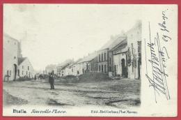 Etalle - Nouvelle Place - 1902  ( Voir Verso ) - Etalle