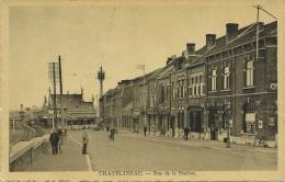 Chatelineau - Rue De La Station ( Voir Verso ) - Châtelet