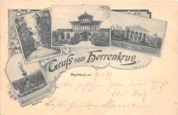 Bg18461 Magdeburg Herrenkrug Germany - Magdeburg