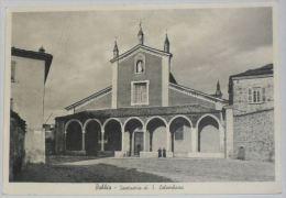 PIACENZA - Bobbio - Santuario di San Colombano - 1940 circa