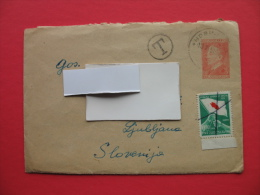 T NOVI SAD-LJUBLJANA - 1945-1992 Socialist Federal Republic Of Yugoslavia