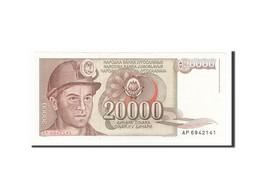 [#155963] Yougoslavie, 20 000 Dinara Type 1985-89 - Yougoslavie