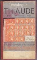 Thiaude 1968 - Philatélie Et Histoire Postale