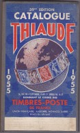 Thiaude 1955 - Philatélie Et Histoire Postale