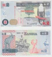 Zambia 2 Kwacha 2012 Pick NEW UNC - Zambie