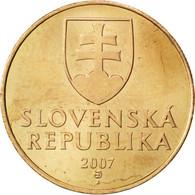 Slovaquie, République, 1 Koruna 2007, KM 12 - Slovaquie