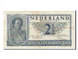 Pays-Bas, 2 1/2 Gulden Type 1949, Pick 73 - [2] 1815-… : Koninkrijk Der Verenigde Nederlanden
