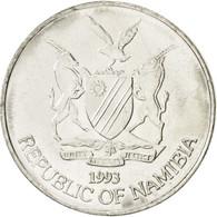 Namibie, République, 50 Cents 1993, KM 3 - Namibie