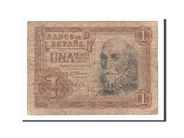 [#156842] Espagne, 1 Peseta Type Santa Cruz - [ 3] 1936-1975 : Régence De Franco