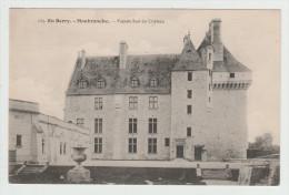 *a* En Berry - MAUBRANCHE - Façade Sud Du Château - édit. A. Auxenfans N°157 Ou 167 - Frankrijk