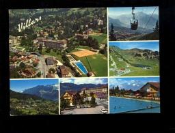 VILLARS CHESIERES ( SUR OLLON ) VD : Multivues Ville 1978 - VD Vaud