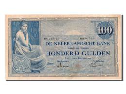 [#83506] Pays-Bas, 100 Gulden Type 1919-23, Pick 39d - [2] 1815-… : Regno Dei Paesi Bassi