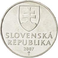 Slovaquie, République, 2 Koruna 2007, KM 13 - Slovaquie