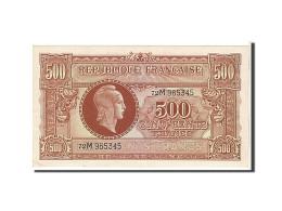 [#110190] 500 Francs Type Marianne, 1945, V Fayette 11.2 - Trésor