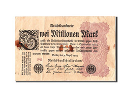 Allemagne, 2 Millionen Mark Type 1923 Fifth Issues - 2 Millionen Mark