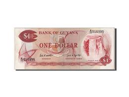 [#304683] Guyana, 1 Dollar Type 1966 - Guyana
